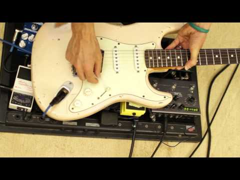 How To Get A Tone Like Hendrix Trower and SRV Using An Amp and Pedals