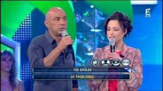 Natasha St-Pier & Patrick Bosso (N'oubliez pas les paroles FR2 02.06.2012)