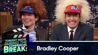 During Commercial Break: Bradley Cooper