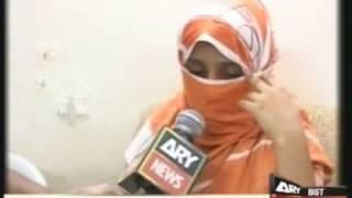 Karachi a 16 years old girl sold to a Dubai Sheikh
