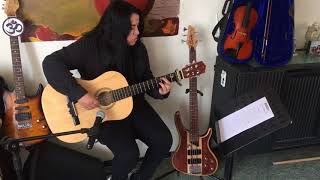 Ashmute (애쉬뮤트) - Scenery - Guitar Cover