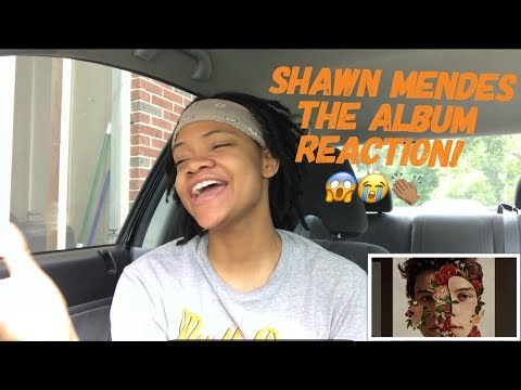 Shawn Mendes The Album REACTION