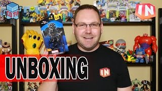 Disney Infinity 3 Black Panther Unboxing
