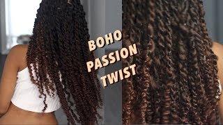 Passion Twist/ Boho Twist Rubber Band Method Tutorial + FAQ