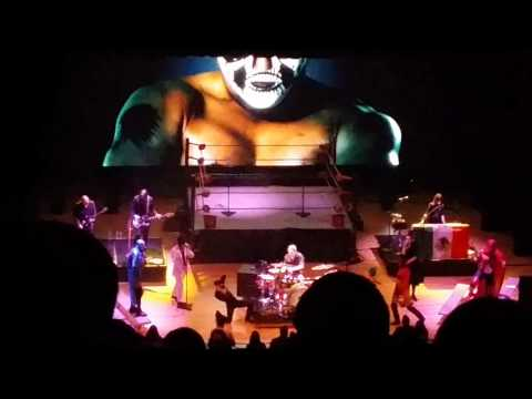 Puscifer Breathe live Taft Theatre 11 20 2015