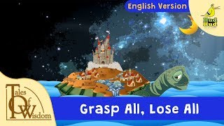 Tales Of Wisdom | Episode 2 | Grasp All, Lose All | Pop Up Book