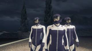 Carrerita en equipo GTA V ONLINE