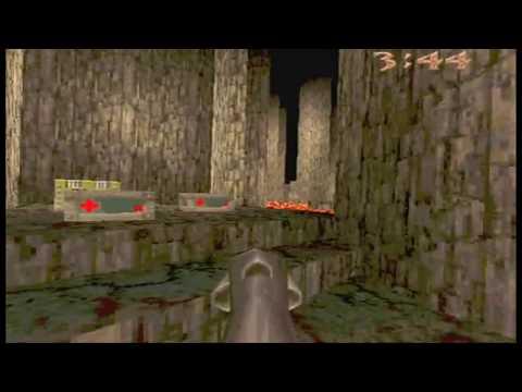 Quake 1 Ending