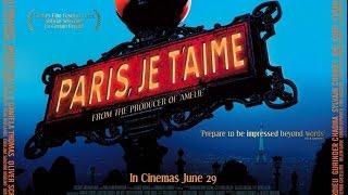 Párizs, Szeretlek! (Teljes film) 2/1 svájci-francia  film /2006