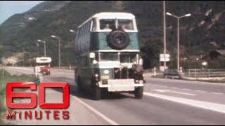 Elderly Aussies go through hell on Europe bus tour (1986)   60 Minutes Australia