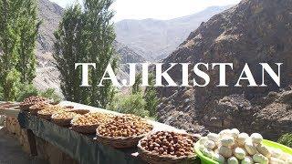 Right through the mountains of Tajikistan Part 7