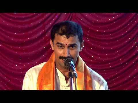 Yakshagana -- Gaana Vaibhava - 13 - Eru padyagalu Agrapooje ....Balipa prasad bhat