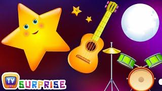 Surprise Eggs Nursery Rhymes Toys | Twinkle Twinkle Little Star | Learn Colours | ChuChu TV