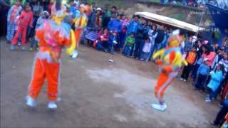 Niños negrillos bailando Andahuaylas Apurimac Peru