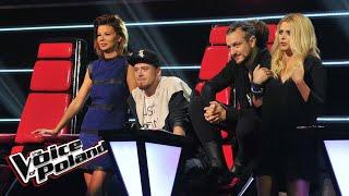 The Voice of Poland III - Chłopak czy dziewczyna? - Przesłuchania w Ciemno