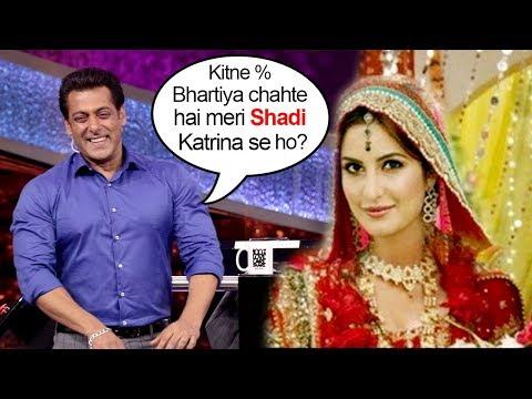 Xxx Mp4 Salman Khan S Unbelievable SHOCKING Question On MARRYING Katrina Kaif At Dus Ka Dum Launch 3gp Sex