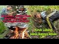 Makan Di Hutan Hujan-Hujan... Selera Makan Jadi Mangkacepor 😂😂