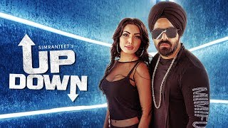 Simranjeet Updown Official Video Song | DJ Sky | T-Series | New Song 2017