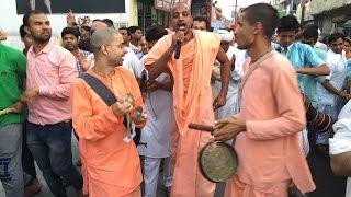 News - First ever Jagannath Rath Yatra procession in Rupnagar, Punjab