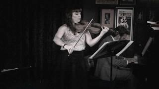 Bela Bartok: 6 Romanian Folk Dances for Violin and Piano