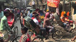 BANGLADESH: Glimpses of Hindu Street in Dhaka