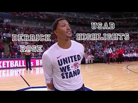 watch Derrick Rose | USA Basketball 2014 Highlights