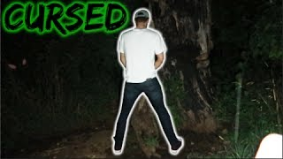 he peed on the devils tree... (not clickbait)