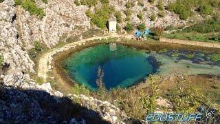 Izvor Cetine / Source of the River Cetina - Croatia Full HD