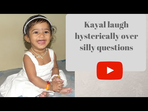 Xxx Mp4 Baby Laugh Hysterically At Silly Questions Kayal Vizhi கயல்விழி தமிழ் Tamil 3gp Sex