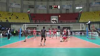 Volleybal libero strong match ball receive attack fast move practice training follow me in insta