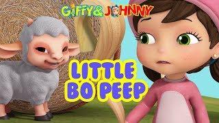 Little Bo Peep | Baby Rhymes for Children | Infobells