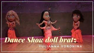 Oriental Belly Dance Show Shisha | Yulianna Voronina Belly Dancer | Spain Barcelona Dance doll bratz