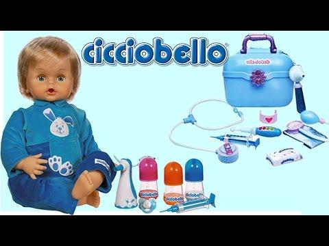 Cicciobello Oyuncak Tanıtımı   Cicciobello Oyuncak Bebek   EvcilikTV