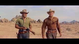 Ride Lonesome  James Coburn, Randolph Scott , Lee Van Cleef   HD