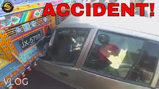 [VLOG] Accident in Karachi   Islamabad Street Racing and Police