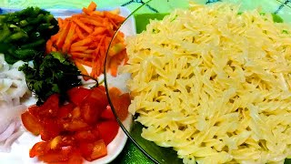 Indian Style Pasta Recipe | Kids Lunch Indian Style Recipes | Italian Style Pasta
