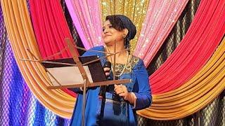 Pagla Hawar Tore cover by Sayera Reza | James | Live stage Perform | 2018