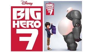 Disney's- Big Hero 7 HD