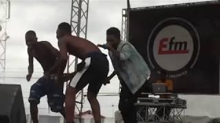MUDY MSANII _HIKI NDICHO ALICHO KIFANYA MWEMBE YANGA KWENYE MZIKI MNENE EFM _-RAI Tv _-