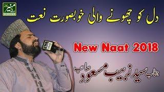 Best Naat 2018 | Syed Zabeeb Masood 2018 | Beautiful Naat Sharif 2018 | New Naat Sharif 2018