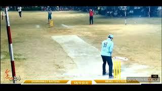 Sunny Sattiana 6 Six in 6 Balls at Phagwara ( Nimma Wala Chowk) Night Cosco Cricket Tournament .
