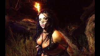 Diana Bastet Metal Bellydance. Sepultura