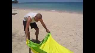 Gecko Active Parasheet Beach Blanket Review