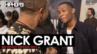 Nick Grant Talks 'Return Of The Cool',  BET Cypher, New Music with BJ The Chicago Kid, & More