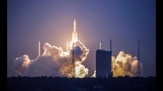 China's Launch Of Second Heavy Lift Carrier Rocket 'Long March 5 Y2' Fails