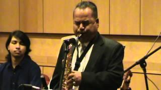 Welcome concert  for Nepali Sax player  Subha Bahadur 15