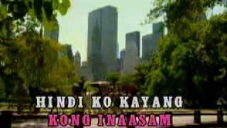 KARAOKE Carmela Cuneta Di Ko Na Kaya Endless Love 3