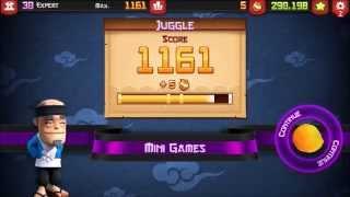 FRUIT NINJA 5th ANNIVERSARY GAMEPLAY! (+all minigames!)