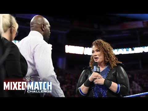 Xxx Mp4 Nia Jax And Apollo Humiliate Titus Worldwide On WWE Mixed Match Challenge 3gp Sex