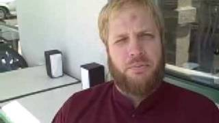 White American convert to Islam in USA become an Imam